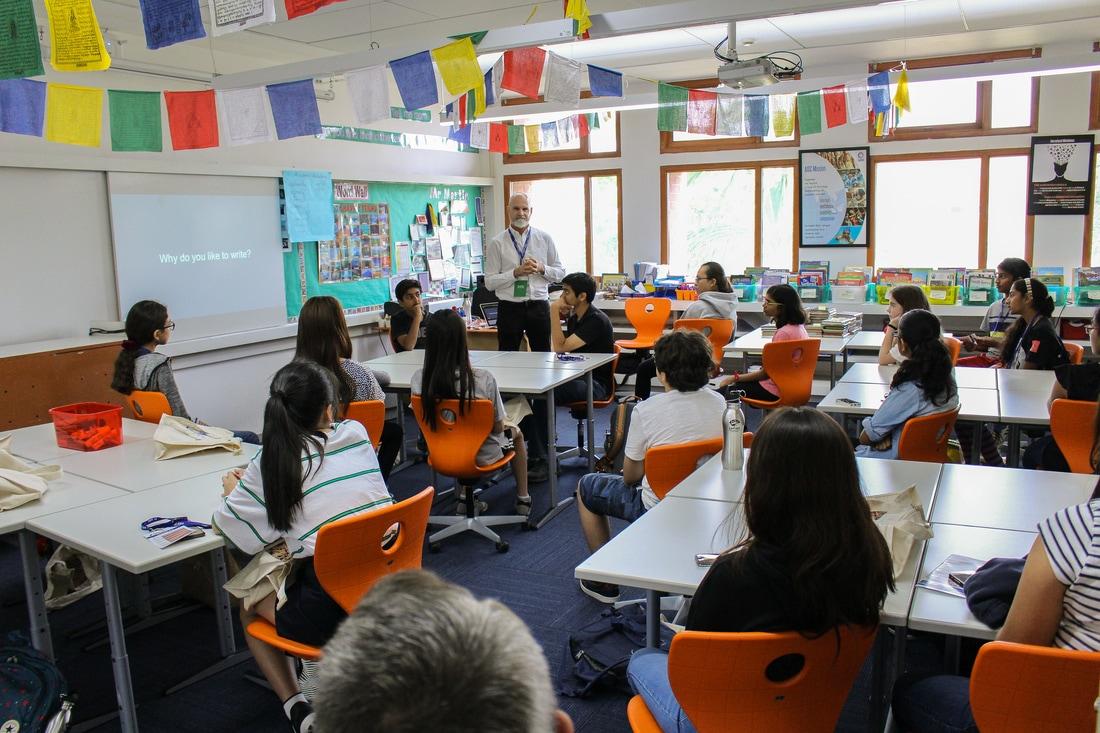 International School Presentaion Photo Gallery | Ken Derby